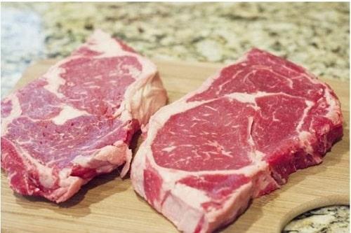 lam beef steak bang chao