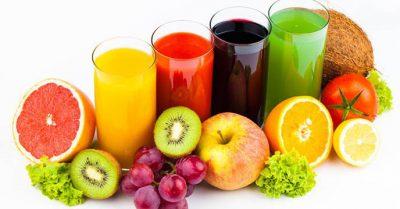 10 loại nước ép trái cây