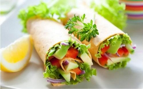 thực đơn ăn chay đủ chất dinh dưỡng