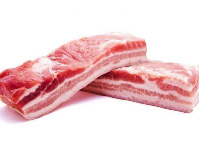 thịt bò ba chỉ nguyên khối