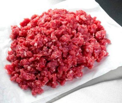 thịt nạc xay 2