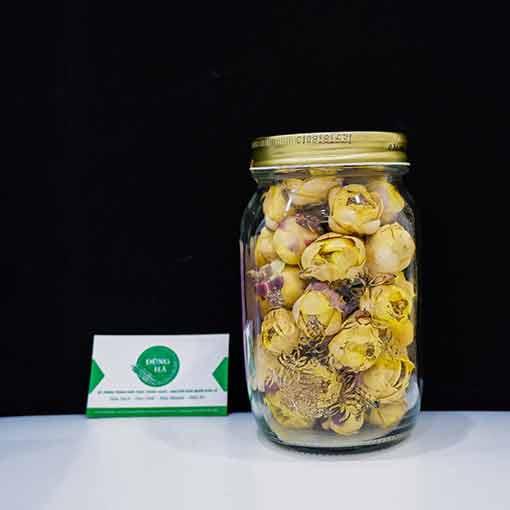 trà hoa vàng Ninh Bình