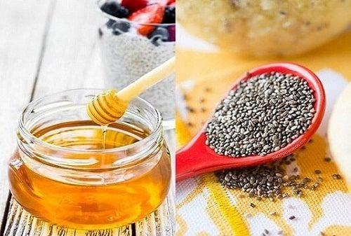 Hạt chia mật ong giảm cân cực tốt