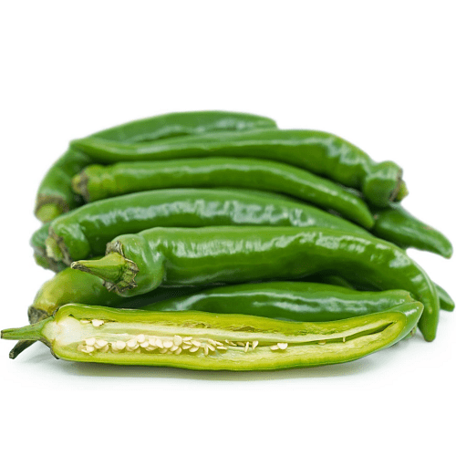 Đặc điểm dinh dưỡng của ớt sừng xanh Hàn Quốc