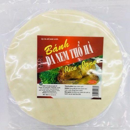 bánh đa nem thổ hà
