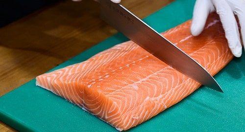lợi ích của việc ăn cá hồi