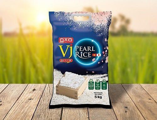 Gạo VJ Pearl Rice