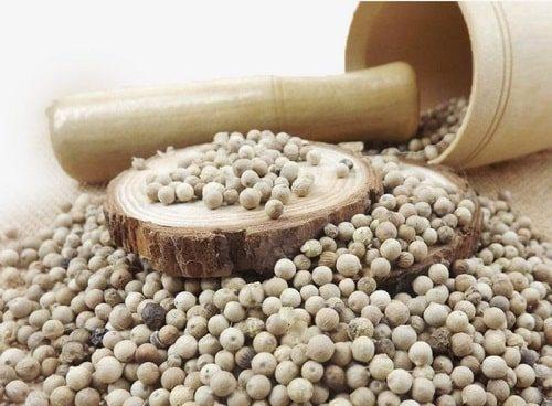 Quy trình sản xuất bột tiêu sọ