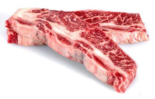Sườn non bò mỹ có xương