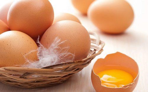 ăn trứng gà bao nhiêu là đủ