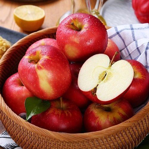 Táo Autumn chứa nhiều vitamin và khoáng chất tốt