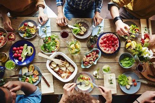 phân loại các kiểu ăn chay