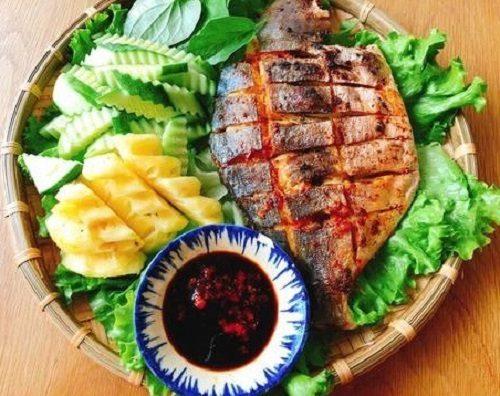 Một số món ăn chữa bệnh từ cá chim