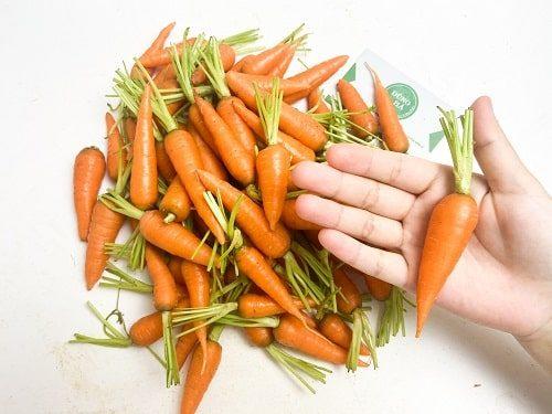 cà rốt baby