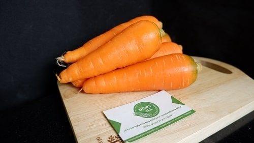 cà rốt thường