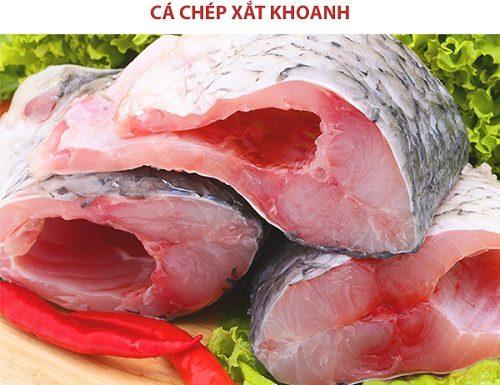 cá chép chữa được bệnh gì