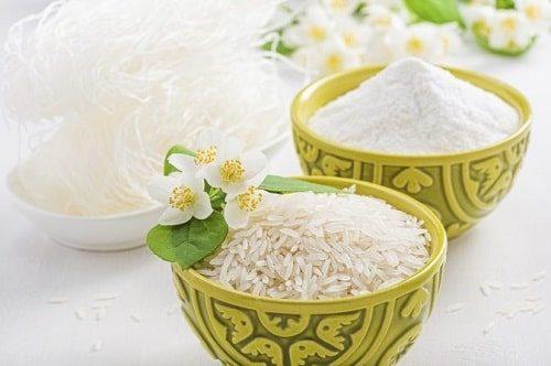 Gạo hương lài sữa dẻo