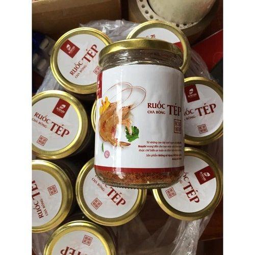 Mua ruốc tép chà bông tại Hà Nội và Hồ Chí Minh