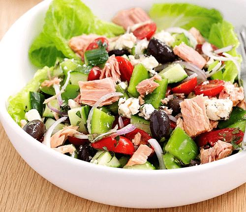 salad ớt xanh