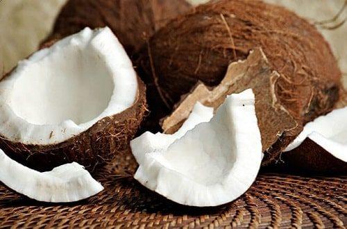 tác dụng của cơm dừa