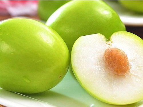 Táo Ninh Thuận ngon giòn chứ không bị bột như một số loại táo khác