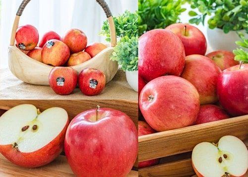 Thông tin dinh dưỡng của táo Koru