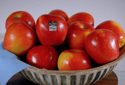 Táo Koru thơm ngon, đỏ mọng, chất lượng hảo hạng