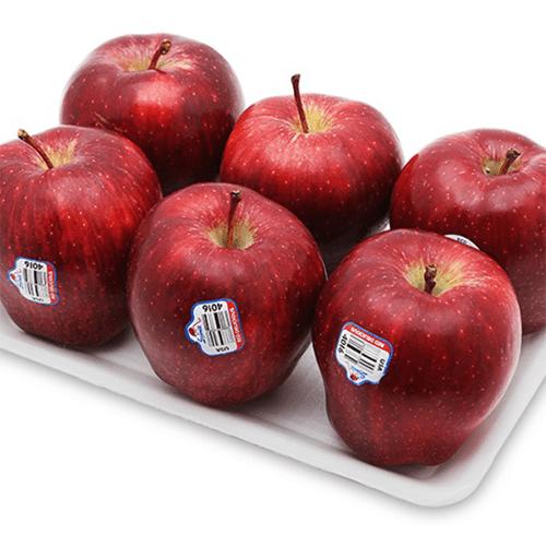 Táo hữu cơ Mỹ quả đỏ đều, đẹp, thích hợp làm quà biếu, tặng, tiệc tùng