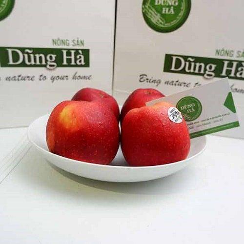 Mua táo queen tại Nông Sản Dũng Hà