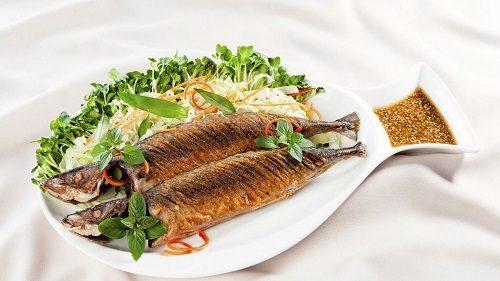món ngon từ cá nục