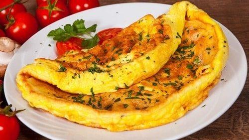 Trứng chiên - món ngon dễ làm từ trứng