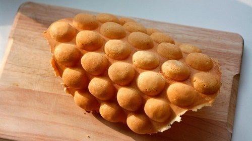 Bánh trứng Hồng Kông