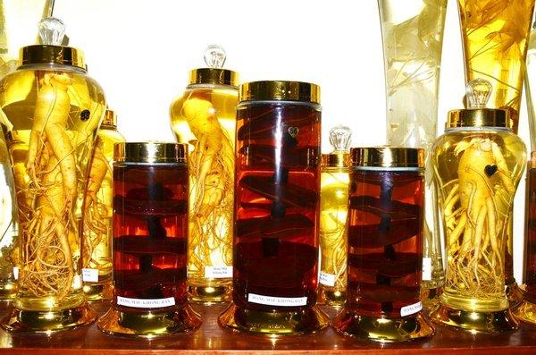 Hướng dẫn cách ngâm rượu với nấm linh chi