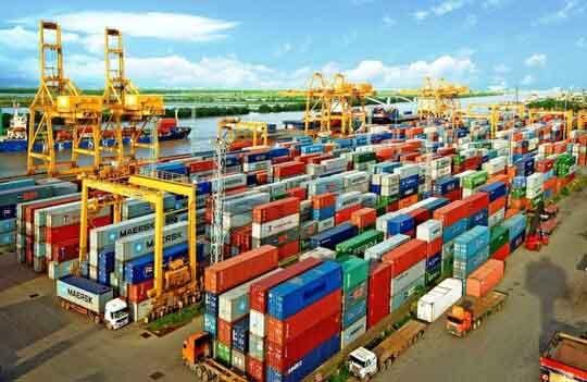Quy trình xuất khẩu nông sản bằng container