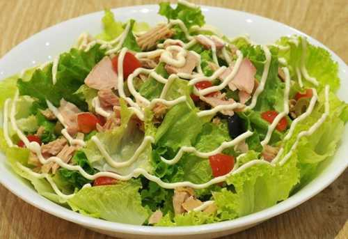 salad tron dau giam